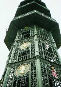 Europe's only cast iron observation tower